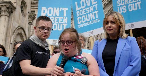 Heidi Crowter Loses Legal Battle Over Down Syndrome Abortion Laws