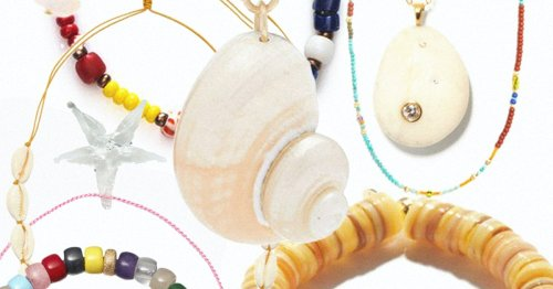 Beachy, Laid-Back Jewelry For Hot Summer Days