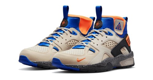 Nike is bringing back one of its most iconic ACG rugged sneakers