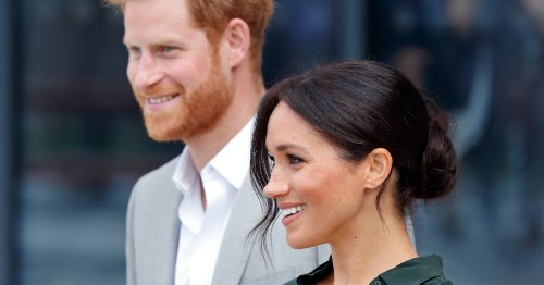 Here's Why Meghan & Harry Bought Lilibet Diana A Domain Name Before She Was Born