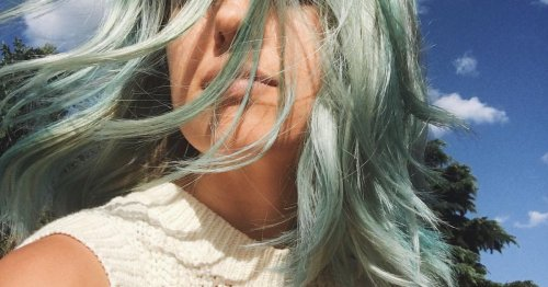 I've Dyed My Hair This Color For 7 Years — And It Looks Good On Everyone