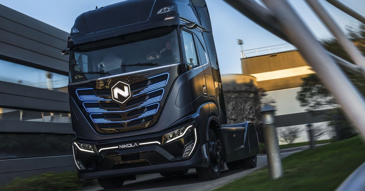 Nikola burned billions on failed hydrogen truck. Investors are getting even.