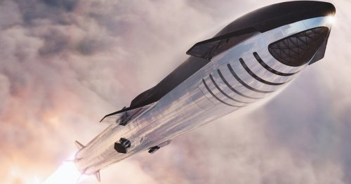 SpaceX Starship just took a huge new step towards its galactic destination