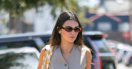 Kendall Jenner Wore The Most Comfortable $55 Shoes You'll Either Love Or Hate