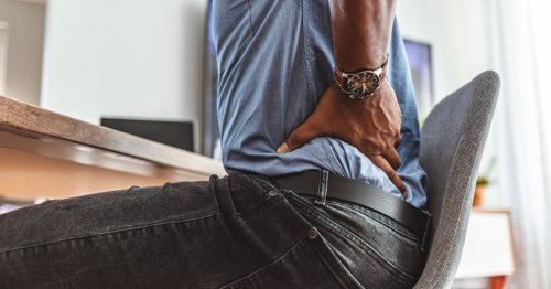 Not all sitting is bad sitting. Here's how to not wreck your back, posture, and life