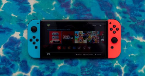Nintendo is right: You shouldn't upgrade to a Switch OLED