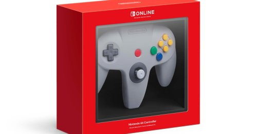 Nintendo Switch Online expansion pack price, release date, and N64 games list