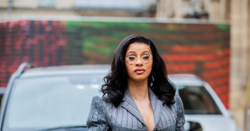 Cardi B Loves This All-Too-Familiar 'Ugly' Toe Shoe