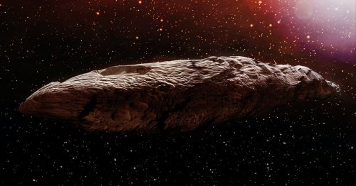 That weird asteroid from 2017 might have been aliens, says Harvard astronomer