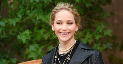 Jennifer Lawrence Has Secretly Infiltrated the L.A. Podcast Community