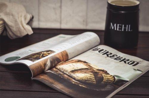 Brot Magazin - die Zeitschrift für alle Hobbybäcker - butter-brot.de