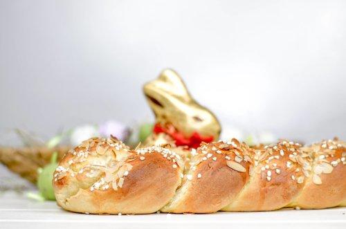 lecker Hefezopf Rezept - nicht nur zu Ostern - kurze Zubereitung bei prfektem Geschmack