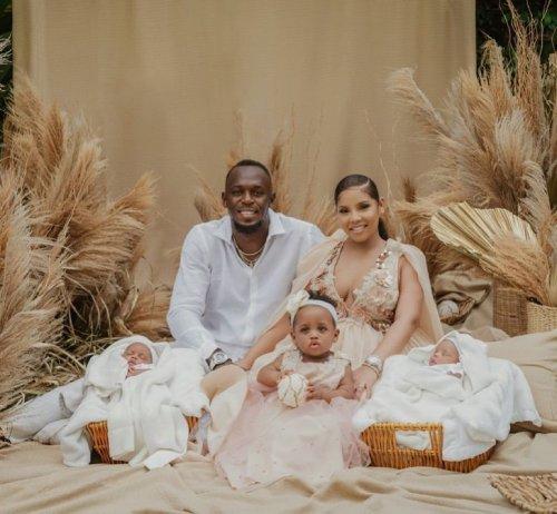 Did Usain Bolt and Kasi Bennett get married?