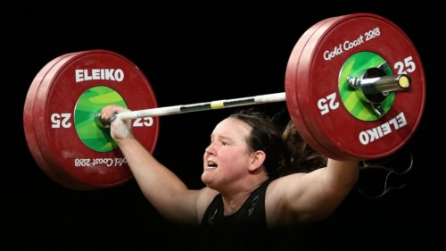 First transgender woman to compete at Olympics