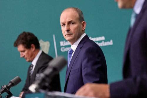 Micheál Martin gives update on reopening of hotels and B&Bs