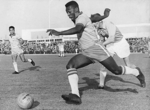"""""""When the NASL married showbiz with sport in the 1970s, Pele, Beckenbauer, Best and Cruyff all wanted in"""""""