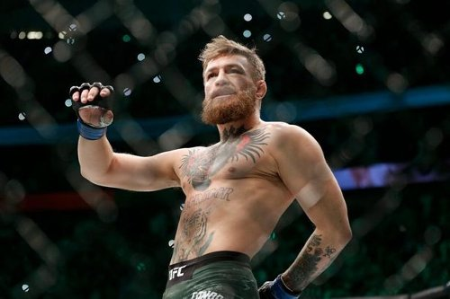 """McGregor discusses buying Man Utd and says he held talks to buy Celtic """"shares"""""""