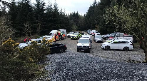 Search underway for female runner missing in Comeragh Mountains