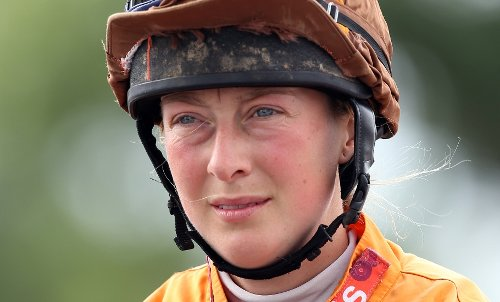 Jockey Lorna Brooke dies aged 37 after Taunton fall this month