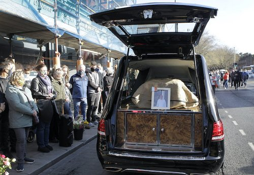 Shopkeeper Akram Hussein makes final journey home to Bangladesh