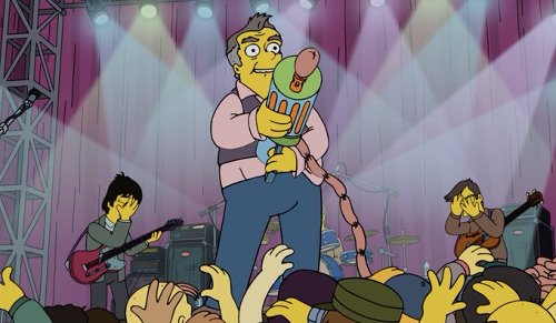 Morrissey slams The Simpsons for 'hateful' and 'hypocritical' parody