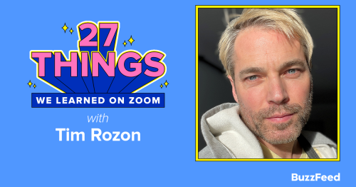 """Tim Rozon On His Favorite """"Schitt's Creek"""" Memories, How """"Wynonna Earp"""" Changed His Life, And More"""
