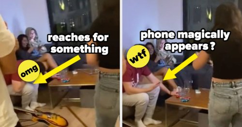 This Video Of A Girl Walking In On Her Boyfriend ~Possibly~ Cheating On Her Has Gone Viral On TikTok