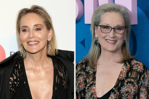 """Sharon Stone Shut Down A Question About Working With Meryl Streep And Opened Up A Conversation About """"What Hollywood Does To Women"""""""