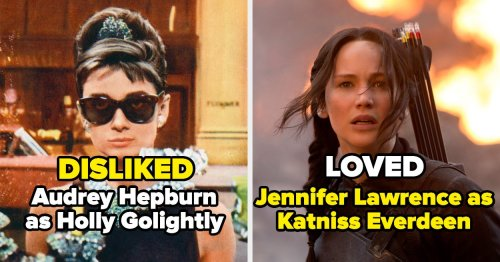 11 Writers Who Weren't Excited About Who Was Cast As Their Iconic Characters, And 12 Who Were Totally Thrilled