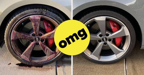 37 Products That Have Jaw-Dropping Before-And-After Photos