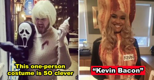 47 Halloween Costume Ideas That Are Actually Good