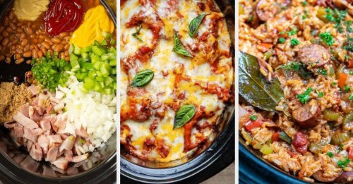 39 Instant Pot And Crock Pot Recipes That Taste Best In Spring And Summer