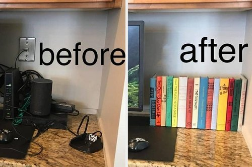 37 Ways To Hide All The Eyesores In Your Home