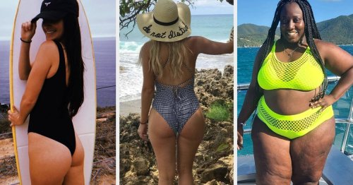 35 Swimsuits So Dang Cute, You'll Never Want Summer To End