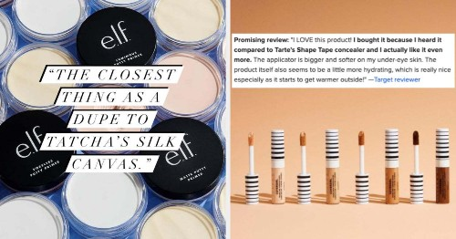 31 Holy Grail Target Beauty Products That Are Amazing High-End Dupes