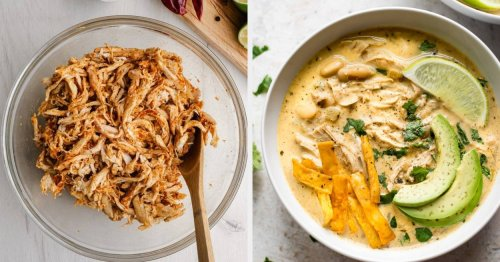 19 High-Protein White Chicken Chili Recipes That'll Feed Your Whole House