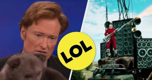 "The 35 Funniest Segments And Bits From Conan O'Brien's ""Conan"""