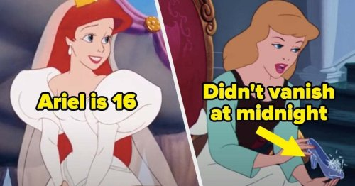 21 Weird Things That Happened In Disney Movies That Were Never Addressed