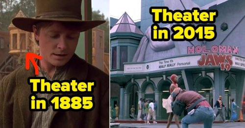 """34 Super Small Details In The """"Back To The Future"""" Trilogy That Are Smarter Than All Of Us"""