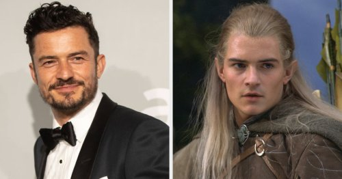 """Orlando Bloom Posted A Video Of Himself Shooting A Bow And Arrow Because Legolas Has """"Still Got It"""""""