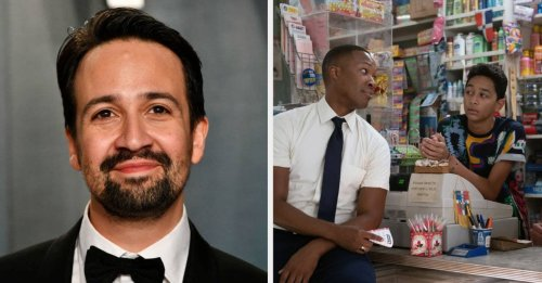 """Lin-Manuel Miranda Reflected On The """"Miserable Track Record"""" Of Latinx Representation In Musical Theater, And How """"In The Heights"""" Addresses It"""