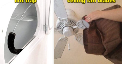 44 Unexpected Tips & Tricks For Keeping Every Inch Of Your House Clean