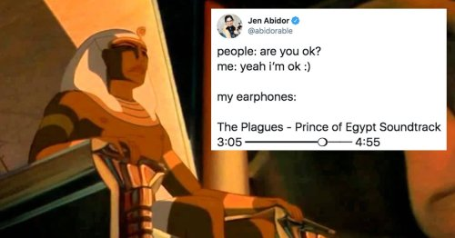 """18 Hilarious """"You Okay?"""" Music Tweets That Are A Little Too Real"""