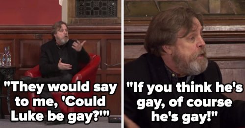24 Mark Hamill Moments That Prove He Is Literally The Best Celebrity (And Also A Huge Nerd)