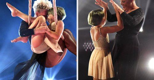 Pink And Her Daughter Willow Performed At The BBMAs Together, And I'm Honestly In Awe Of How Talented They Are