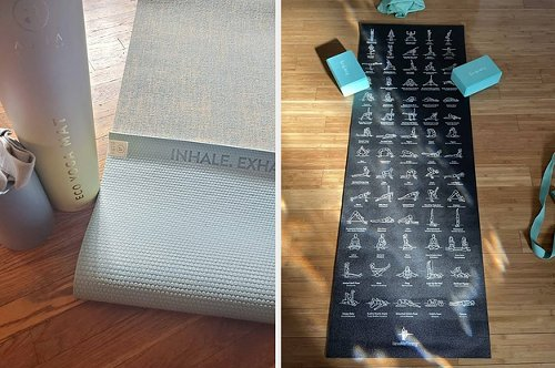 15 Yoga Mats On Amazon That Hundreds Of Reviewers Swear By