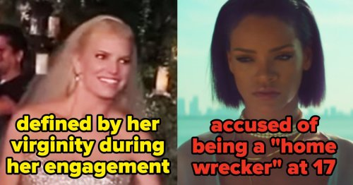 14 Celebrities People Say Were Treated Unfairly By Critics And The Media