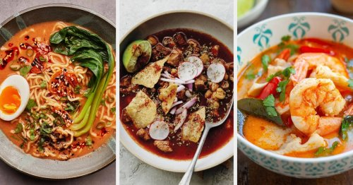 18 Around-The-World Soup Recipes That'll Warm You Up This Winter
