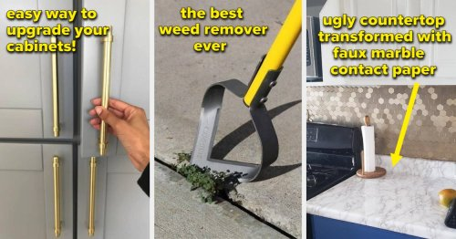 """40 Things For Anyone Who's A """"Do-It-Yourself"""" Kind Of Person"""