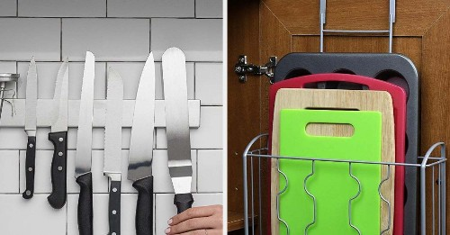 27 Products Under $30 You Pretty Much Need If You Have A Small Kitchen